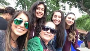 Selfie de Cinco de Mayo